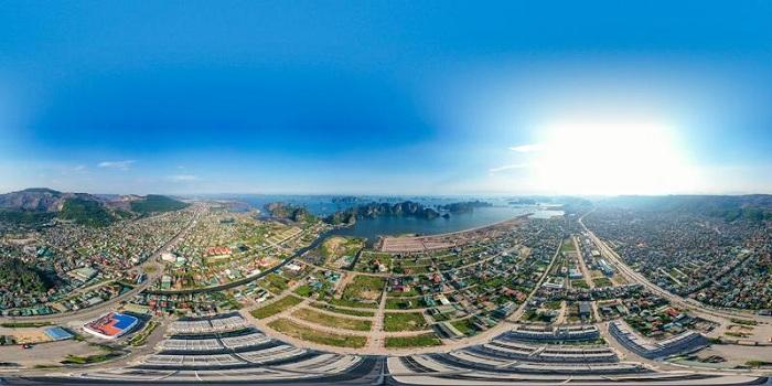 Hướng dẫn cách chụp hình 360 bằng flycam cuốn hút nhất