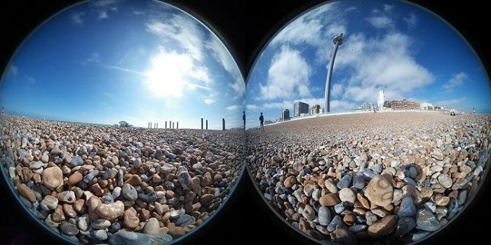Công nghệ chụp ảnh 360 độ hiện đại
