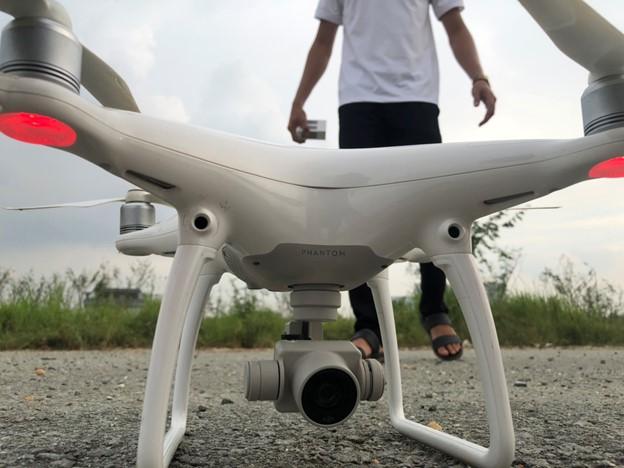 flycam thuc te